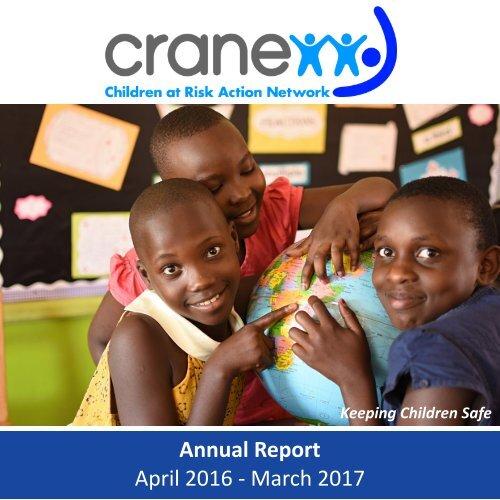 CRANE Annual Report 2016-2017 Final