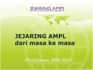 PPT Kilas Balik Jejaring AMPL 12 Agus 15