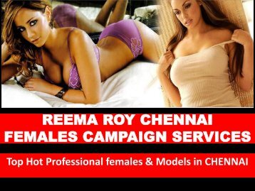 Premium Escorts in Chennai- Reema Roy