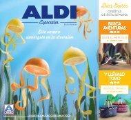 Revista ALDI hasta 20 de Agosto 2017
