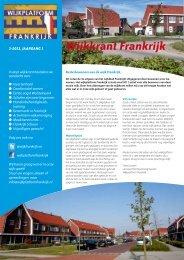 Frankrijk Wijkkrant september 2013