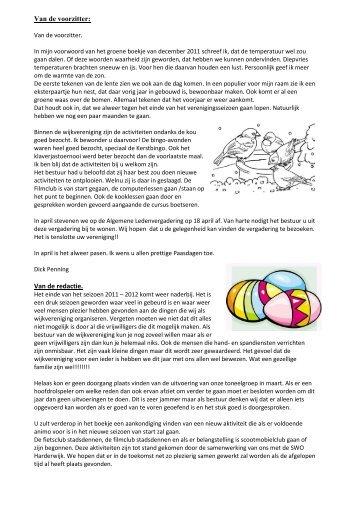 wijkblad maart 2012