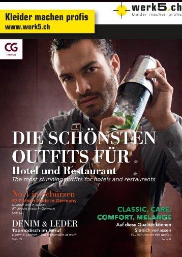 CG Workwear - werk5 2018 Kollektion