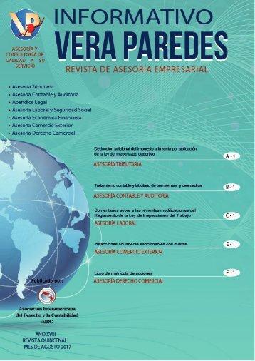 Revista Virtual - Agosto Quincenal