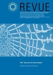 2050 – Netzwerke der Gemeinnützigkeit Rückblick ... - Wolf Linder