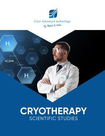 BROCHURE Scientific-Studies-Cryotherapy