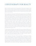 BROCHURE Scientific-Studies-Cryotherapy - Page 6