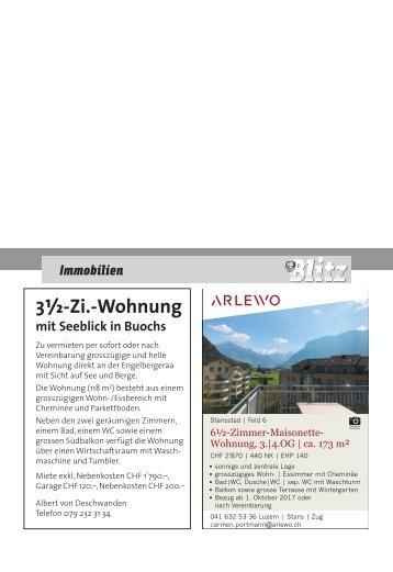 Immo KW33 / 18.08.17