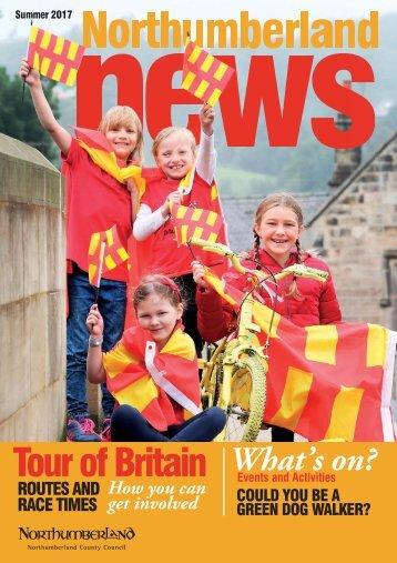 Northumberland News - Summer edition 2017