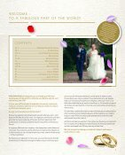 Cheshire East Weddings Brochure - Page 3