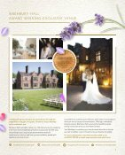 Cheshire East Weddings Brochure - Page 5
