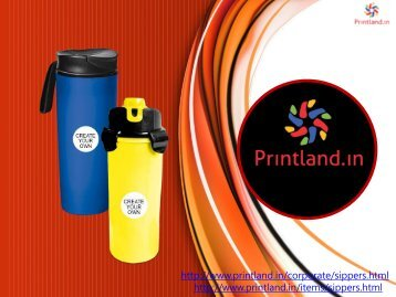 Logo Printed Sippers – Buy Promotional and Corporate Sippers Bottles Online in India – Printland.in