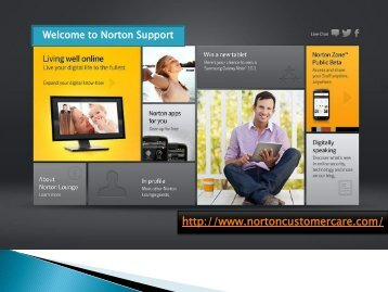 Norton Support +1-855-676-2448