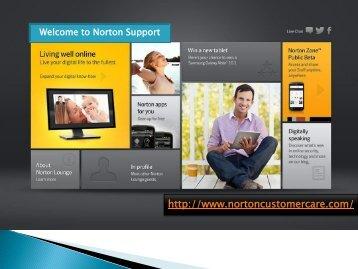 Norton Support +1-855-676-2448