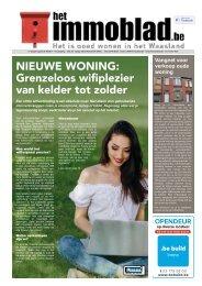 Het immoblad van 22 augustus 2017