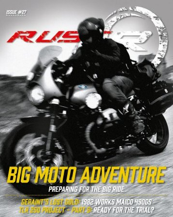 RUST magazine: RUST#27