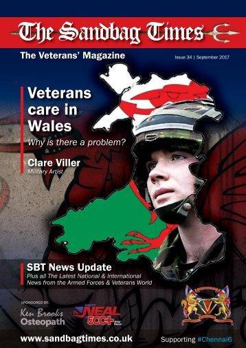 The Sandbag Times Issue No: 34