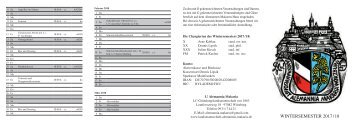 Alemannia-Makaria SP WS 2017-18 - KA2