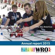 WRO Annual Report_2015