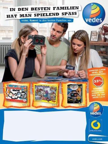 VEDES Spieleprospekt 2017 | B217