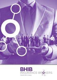 BHIB Insurance Brokers Corporate Brochure