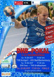 EHV Post DHB-Pokal 2017