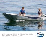imbarcazioni linder - Commerciale Selva