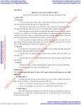ĐỀ CƯƠNG BÀI GIẢNG MÔN HÓA HỌC PHỨC CHẤT TÀI LIỆU DÙNG CHO SINH VIÊN ĐHSP HÓA HỌC PHẠM THỊ KIM GIANG - Page 3