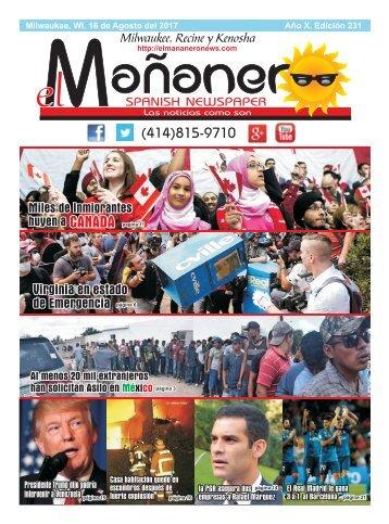 EL MAÑANERO NEWSPAPER