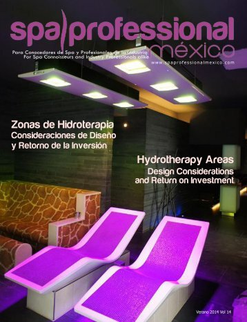 Spa & Wellness MexiCaribe 14, Verano 2014