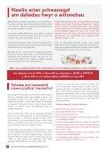 Torfaen Business Voice August 2017 Newsletter (Cymraeg) - Page 4