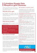 Torfaen Business Voice August 2017 Newsletter (Cymraeg) - Page 5