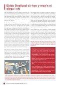 Torfaen Business Voice August 2017 Newsletter (Cymraeg) - Page 6