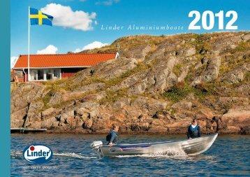 Linder Aluminiumboote 2012 - Linder Aluminiumbåtar