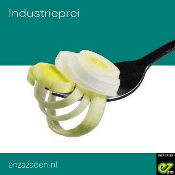 Leaflet Industrieprei 2018