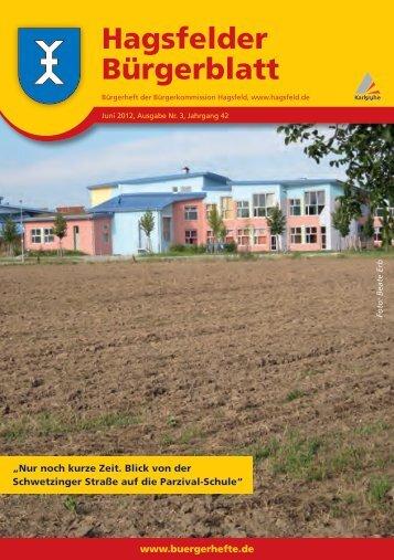 Bürgerkommission Hagsfeld e. V. - KA-News