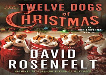 The Twelve Dogs of Christmas: An Andy Carpenter Mystery (An Andy Carpenter Novel) (David Rosenfelt)