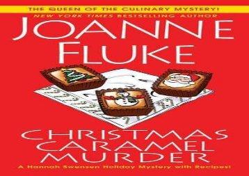 Christmas Caramel Murder (A Hannah Swensen Mystery) (Joanne Fluke)