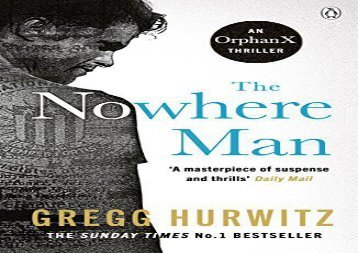 The Nowhere Man (An Orphan X Thriller) (Gregg Hurwitz)
