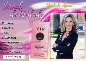 JORNAL DE UNIDADE - UNIDADE AGUIA - 08 2017