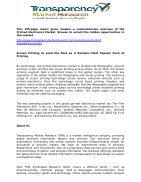 Printed Electronics Market - Page 2