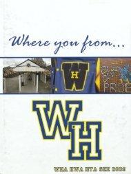 WHHS 2009