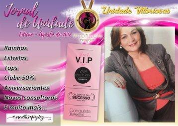 JORNAL DE UNIDADE - VITORIOSAS 082017