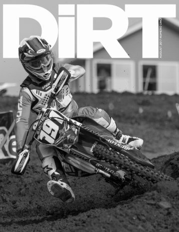 Dirt 1st issue 2017 Unadilla edition