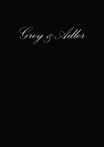 Grey and Adler Magazine (Sep Issuu) (1)