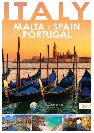 Italy Brochure 2017