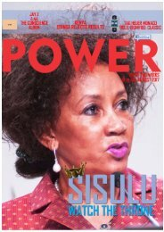 Power Magazine First issue to publish