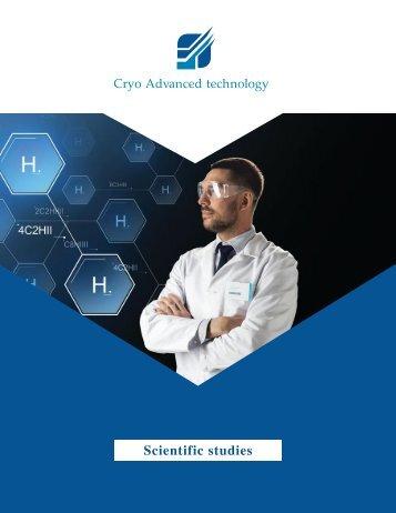 BROCHURE Scientific-Studies-Cryotherapy-FINALweb