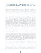 BROCHURE Scientific-Studies-Cryotherapy-FINALweb - Page 7