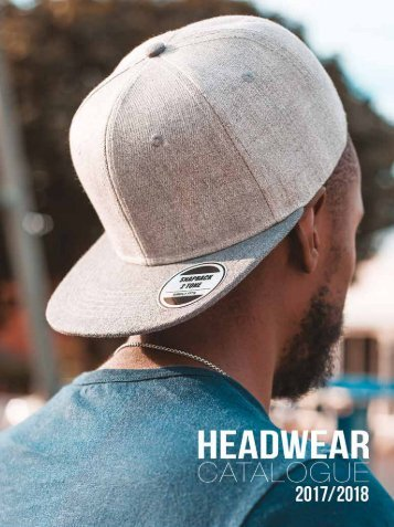 Genesis Corporate Headwear Catalouge